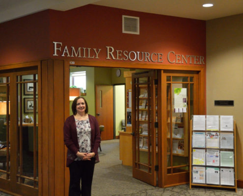 family resource center at amberwing hospital